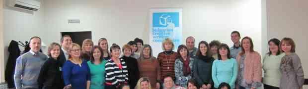 Creative Writing Workshop for teachers