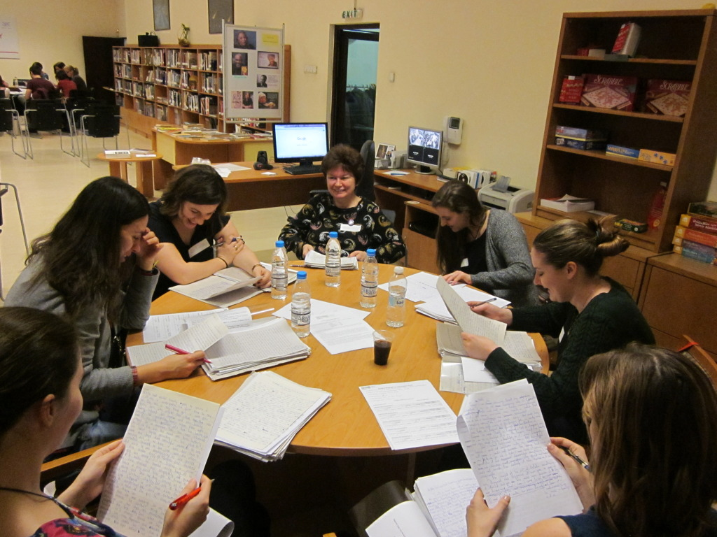 bulgarian creative writing competition topics